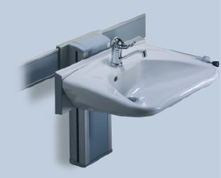 adjustable wash basin