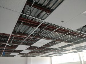 tbar ceiling contractors Vancouver